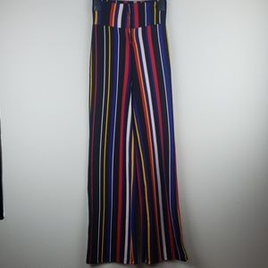 Fashion Nova high waist front zipper pants size s